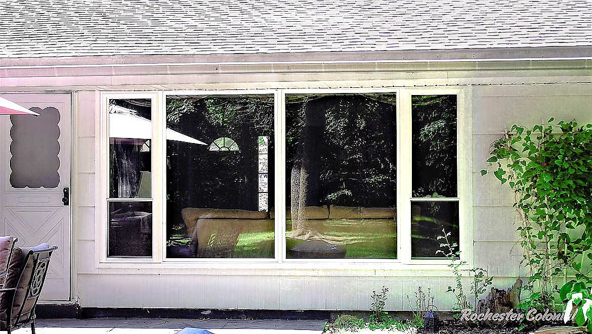 Rochester Colonial Window And Door Replacement In
