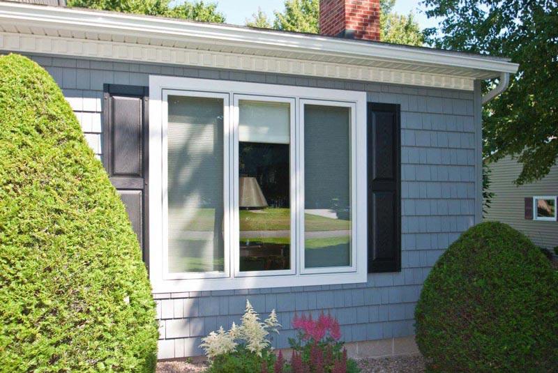 Fiberglass Window - Gates Home 1