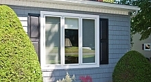 Fiberglass Window - Gates Home 1