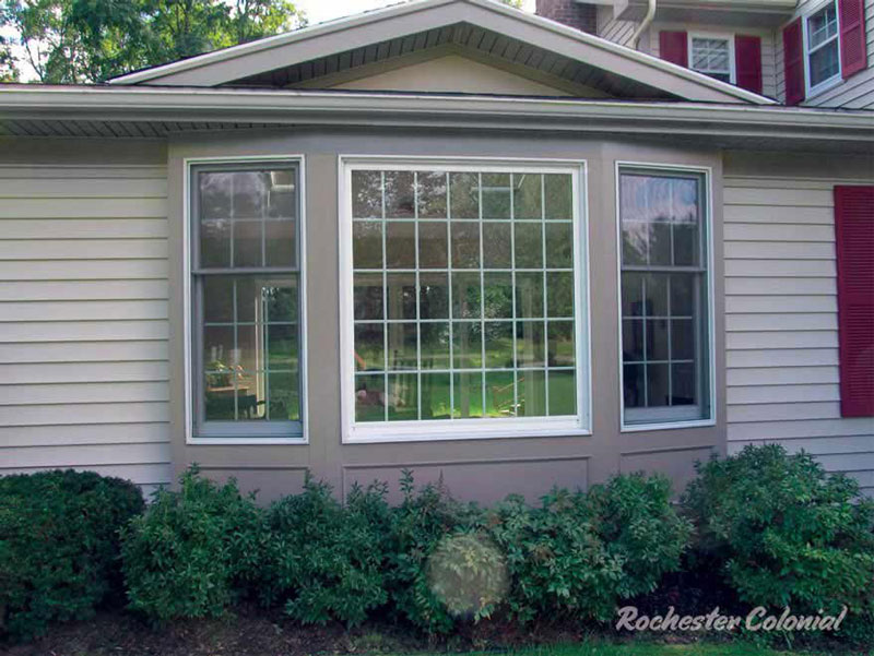 Double Hung & Picture Window