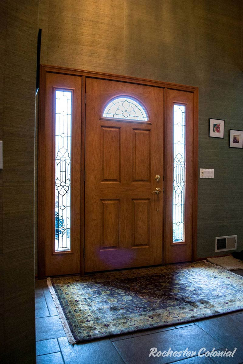 Interior Entry Door
