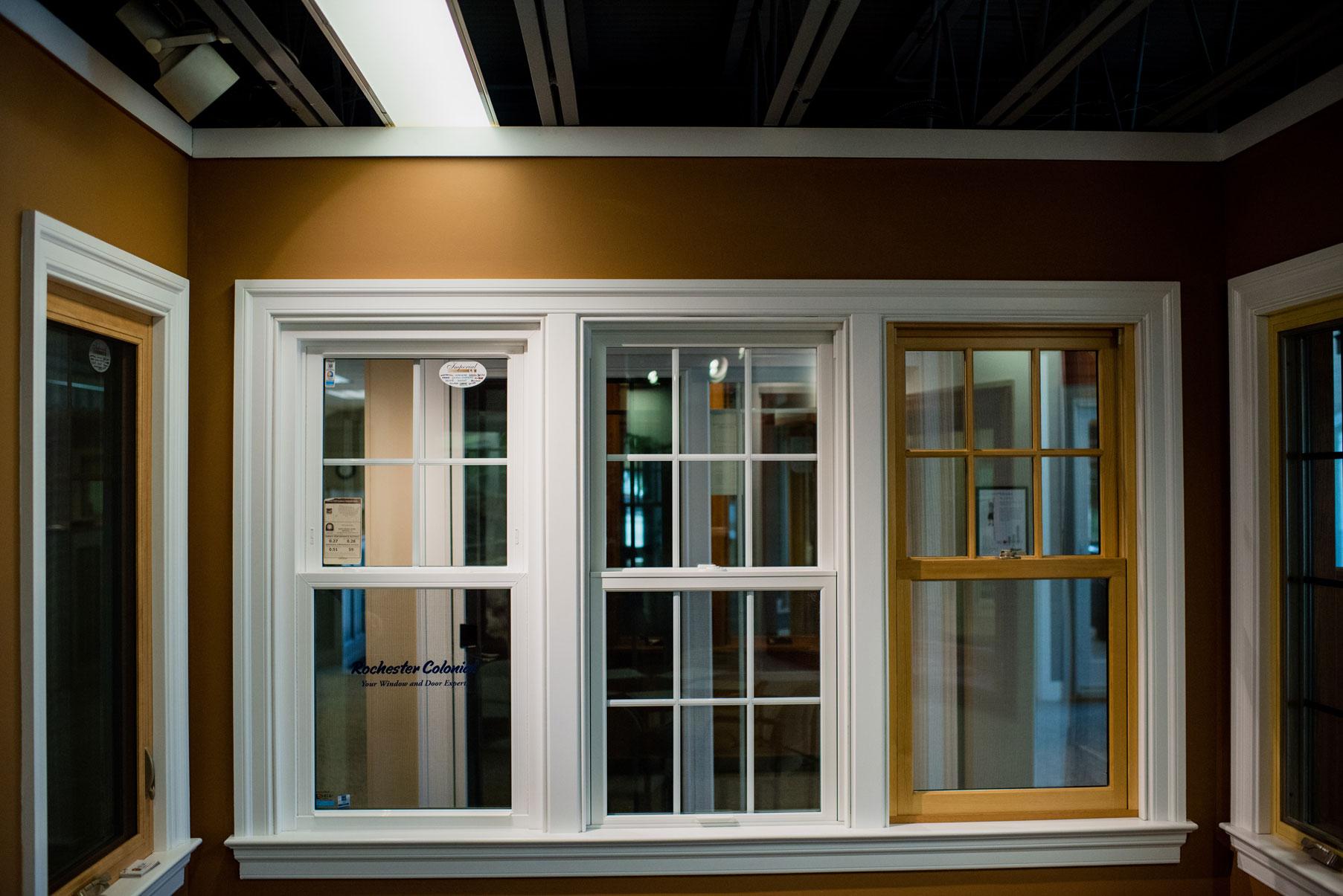 Window Amp Doors Showrooms Of Rochester Colonial In