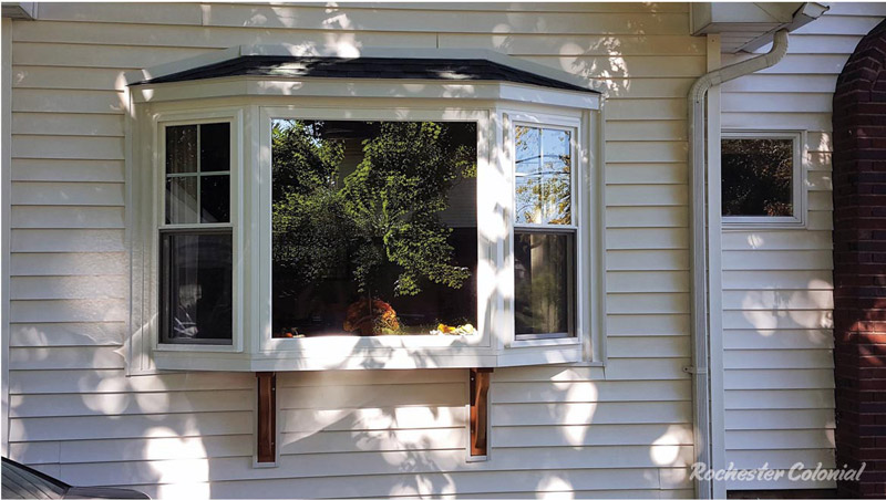 Bay Window Home Get Your Outdoor Living Space Windows Doors From The Experts At Rochester Colonial In Rochester Ny Rochester Colonial