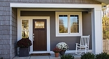 Entry Door & Casement Windows