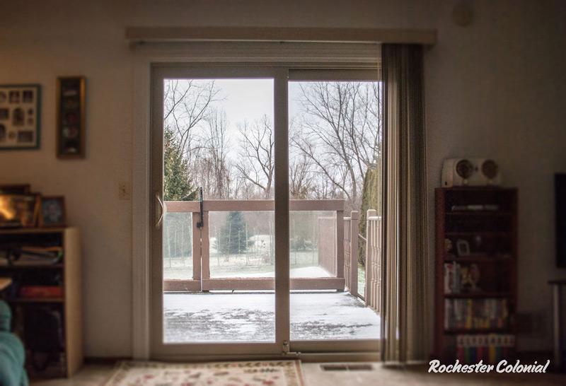 Interior Patio Door