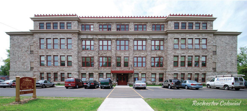 Albion Academy Apartments