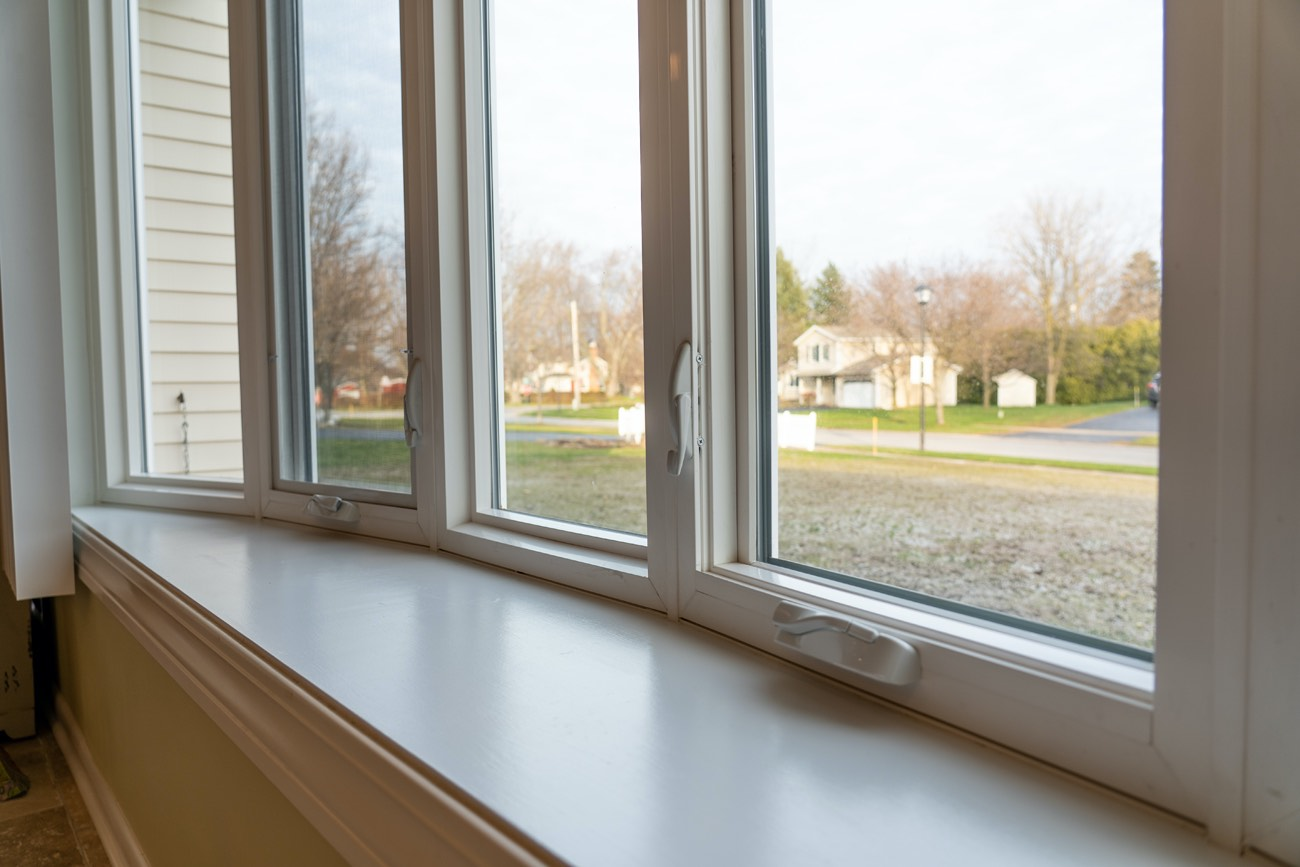 Five-Light Bow Window